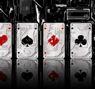 Aces In Ice - Obrázkek zdarma pro iPad mini 2