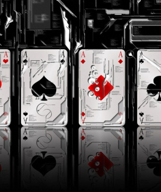 Aces In Ice - Obrázkek zdarma pro Nokia X6