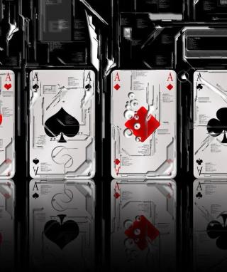 Aces In Ice - Obrázkek zdarma pro 128x160