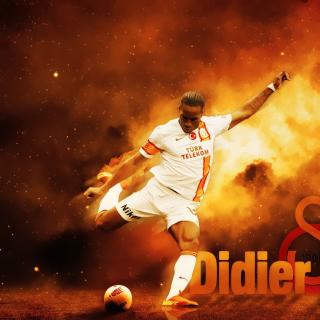 Didier Drogba - Obrázkek zdarma pro 2048x2048