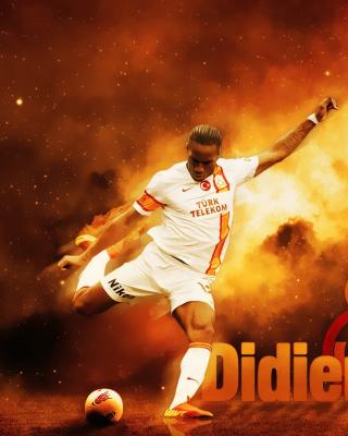 Didier Drogba - Obrázkek zdarma pro Nokia X7