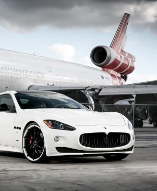 Maserati - Obrázkek zdarma pro 240x400
