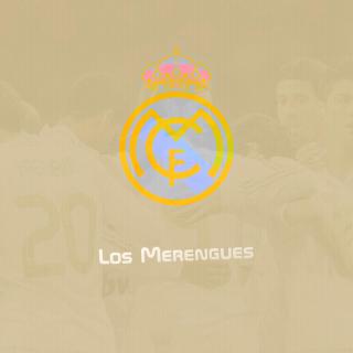 Real Madrid Los Merengues - Obrázkek zdarma pro iPad