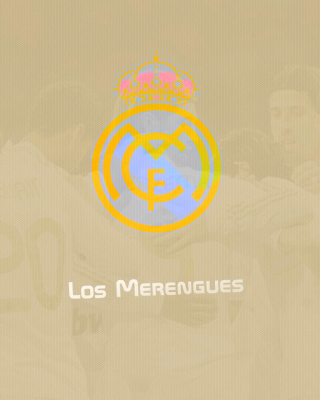 Real Madrid Los Merengues - Obrázkek zdarma pro Nokia Lumia 2520