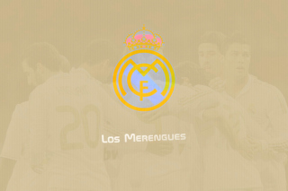 Real Madrid Los Merengues - Obrázkek zdarma pro Android 800x1280