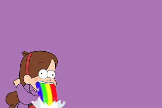 Free Mabel in Gravity Falls Picture for Android, iPhone and iPad
