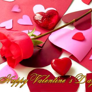 Happy Valentines - Obrázkek zdarma pro 320x320