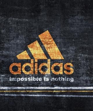 Adidas - Obrázkek zdarma pro 240x400