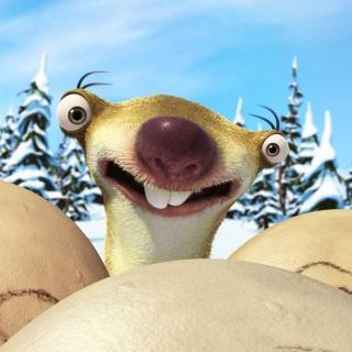 Sid From Ice Age - Obrázkek zdarma pro 2048x2048