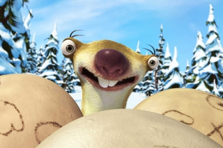 Sid From Ice Age - Obrázkek zdarma pro Samsung Galaxy S6 Active