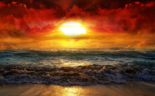 Perfect Sunset Picture for Android, iPhone and iPad