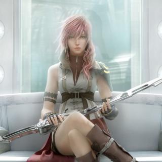 Final Fantasy Xiii - Obrázkek zdarma pro 128x128