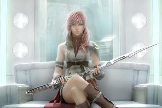 Final Fantasy Xiii - Obrázkek zdarma pro Sony Xperia Tablet Z