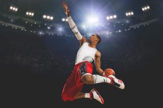Derrick Rose - Obrázkek zdarma pro Sony Xperia Z1