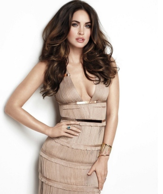 Megan Fox - Obrázkek zdarma pro Nokia Asha 503