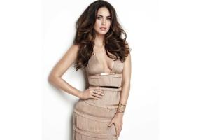 Megan Fox - Obrázkek zdarma pro 640x480