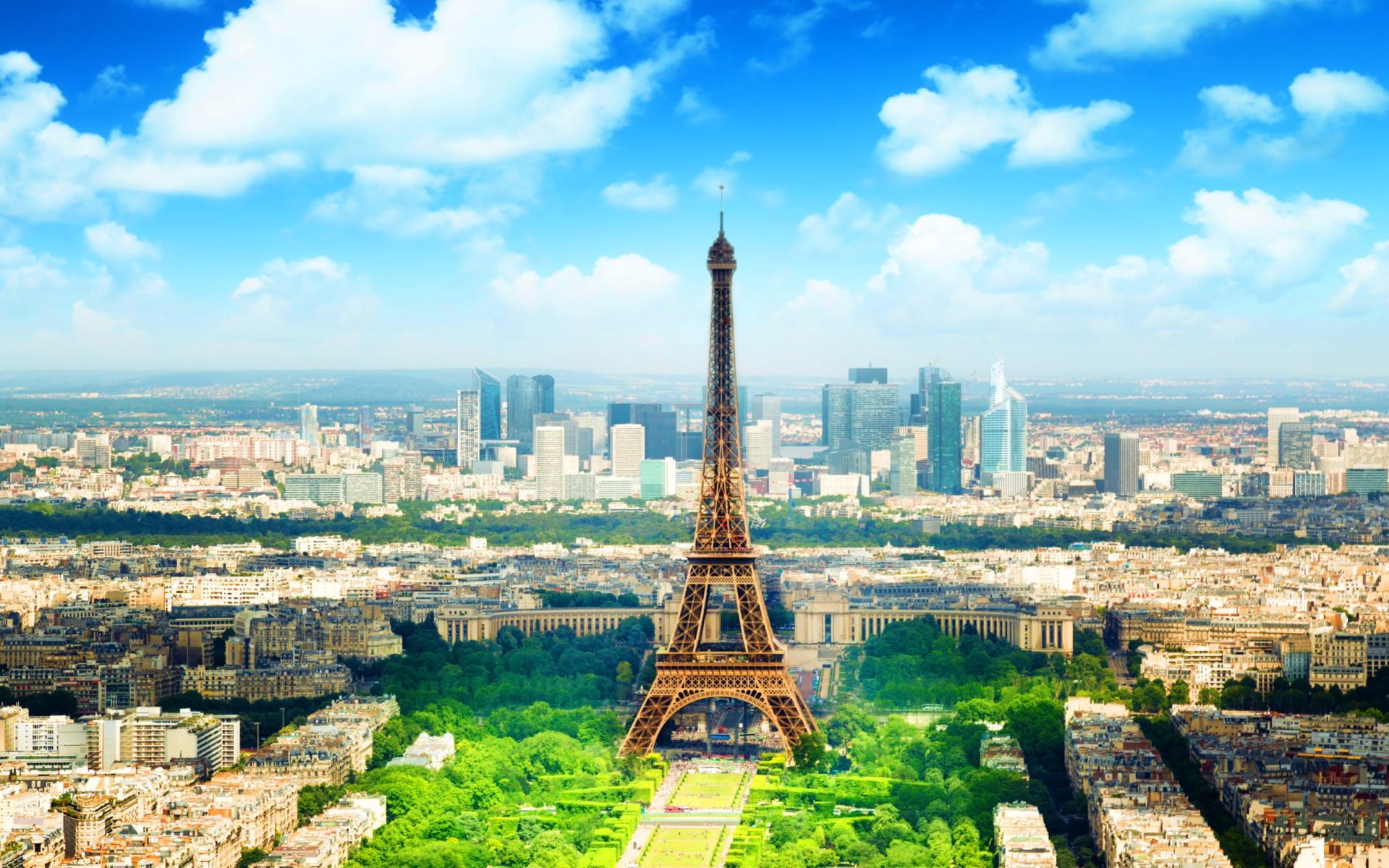 Paris In Summer...