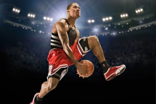 Derrick Rose Background for Android, iPhone and iPad