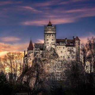 Bran Castle in Romania - Obrázkek zdarma pro iPad 3