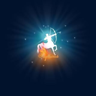 Sagittarius - Obrázkek zdarma pro iPad Air