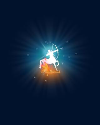Sagittarius - Obrázkek zdarma pro 128x160