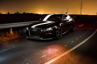Audi RS5 - Obrázkek zdarma pro Samsung Galaxy S 4G