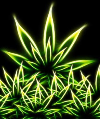 Marijuana - Obrázkek zdarma pro Nokia X3-02