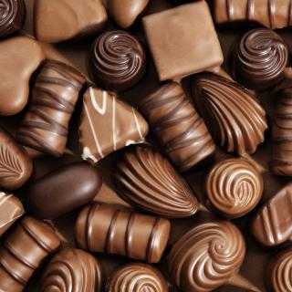 Chocolate Candies - Obrázkek zdarma pro 208x208