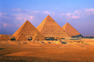 The Great Pyramid Picture for Android, iPhone and iPad