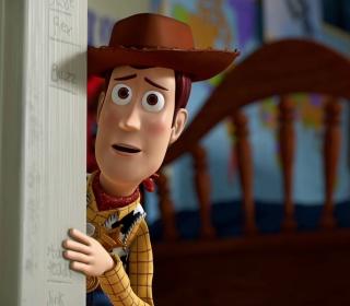Toy Story - Woody - Obrázkek zdarma pro iPad