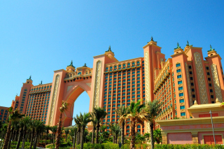 Atlantis The Palm Hotel & Resort, Dubai Picture for Android, iPhone and iPad