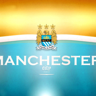 Manchester City FC - Obrázkek zdarma pro iPad