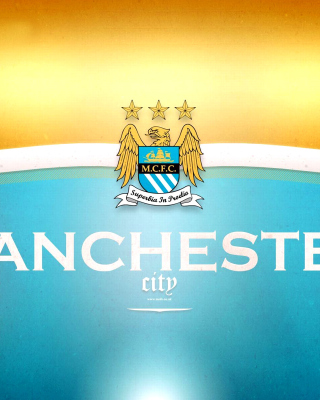 Manchester City FC - Obrázkek zdarma pro Nokia X1-01