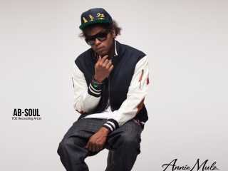 Ab-Soul Hieromulz - Obrázkek zdarma pro Samsung Galaxy Ace 3