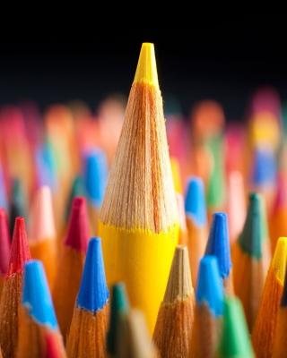 Colored pencils - Obrázkek zdarma pro Nokia X3