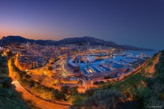 Monaco Grand Prix - Fondos de pantalla gratis para Widescreen Desktop PC 1920x1080 Full HD