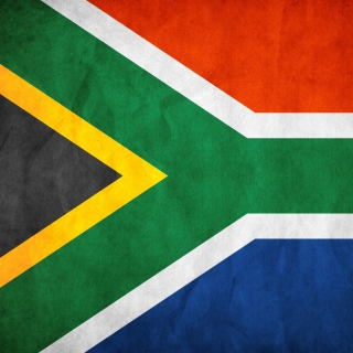 South Africa Flag - Obrázkek zdarma pro iPad mini 2