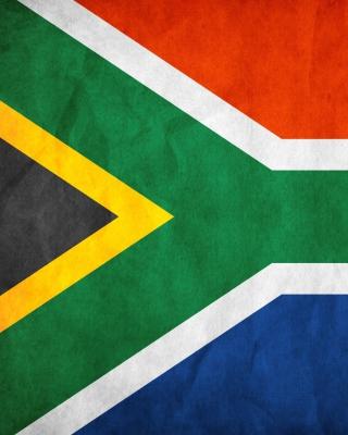 South Africa Flag - Obrázkek zdarma pro 240x400