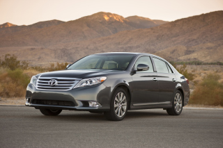 Toyota Avalon Wallpaper for Android, iPhone and iPad