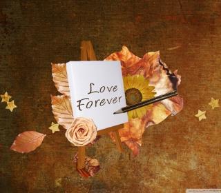 Love Forever - Obrázkek zdarma pro iPad