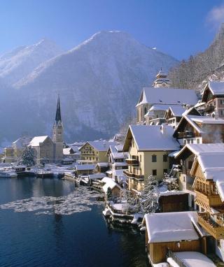 Hallstatt In Austria - Fondos de pantalla gratis para Huawei G7300