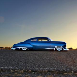 Cadillac de Ville, Full size Luxury Car - Obrázkek zdarma pro 128x128