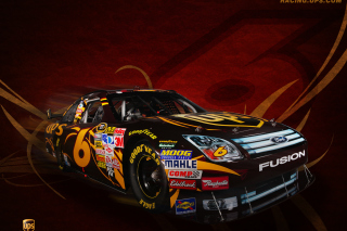 Ford Fusion NASCAR Background for Android, iPhone and iPad