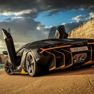 Forza Horizon 3 Racing Game - Obrázkek zdarma pro iPad mini