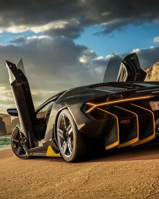 Forza Horizon 3 Racing Game - Obrázkek zdarma pro 352x416