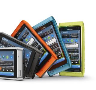 Nokia N8 - Obrázkek zdarma pro 1024x1024