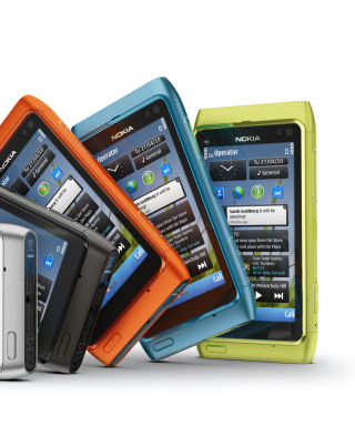 Nokia N8 - Obrázkek zdarma pro iPhone 4S
