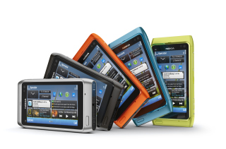 Nokia N8 - Obrázkek zdarma pro 1680x1050