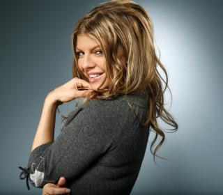 Fergie - Obrázkek zdarma pro iPad mini