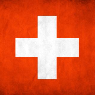 Switzerland Grunge Flag - Obrázkek zdarma pro 128x128